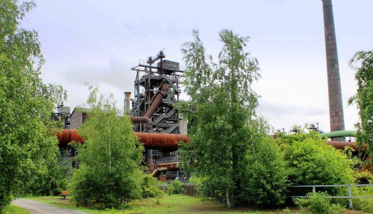 Park Krajobrazowy 'Duisburg Nord'