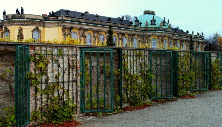Poczdam – świat pałaców, parków i ogrodów