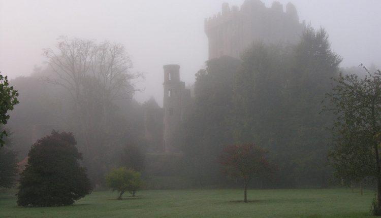 Jesienny spacer po Blarney Castle