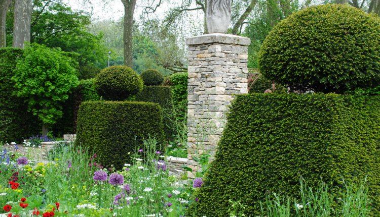 Jak stworzyć najpiękniejszy ogród roku 2012