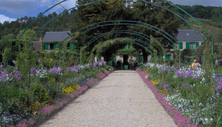 Giverny – ogród szczęśliwego malarza