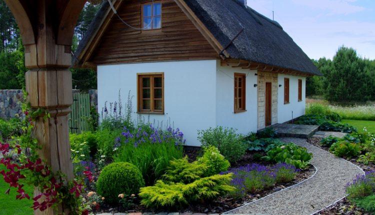 Projektujemy ogród wiejski w stylu angielskim