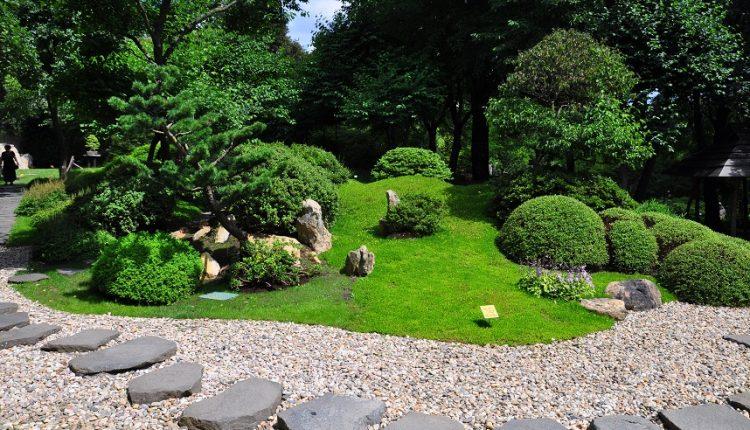 Ogród Botaniczny w Czeskiej Pradze