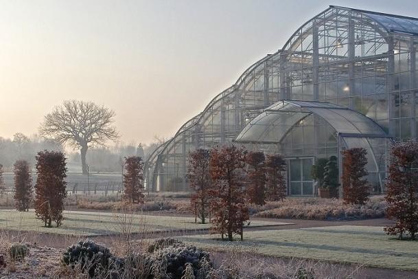 RHS Wisley to ogród na każdą porę roku