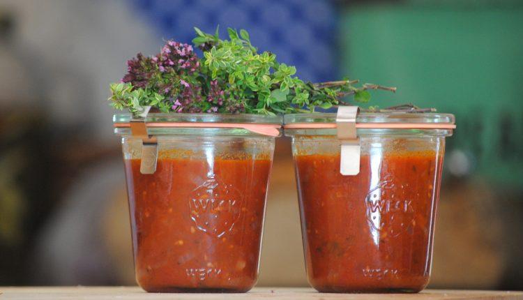 Super łatwy i smaczny sos pomidorowy do wszystkiego