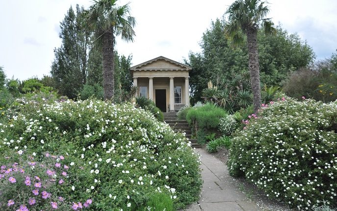Ogród Śródziemnomorski w Kew Gardens