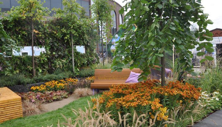 (Przed)ogródki pokazowe na wystawie Zieleń to Życie 2015