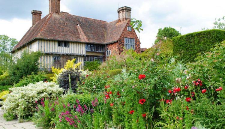 Great Dixter – z miłości do ogrodów