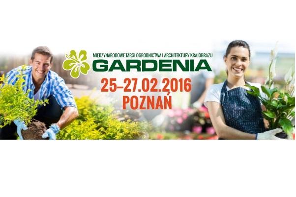 Międzynarodowe Targi Ogrodnicze GARDENIA 2016