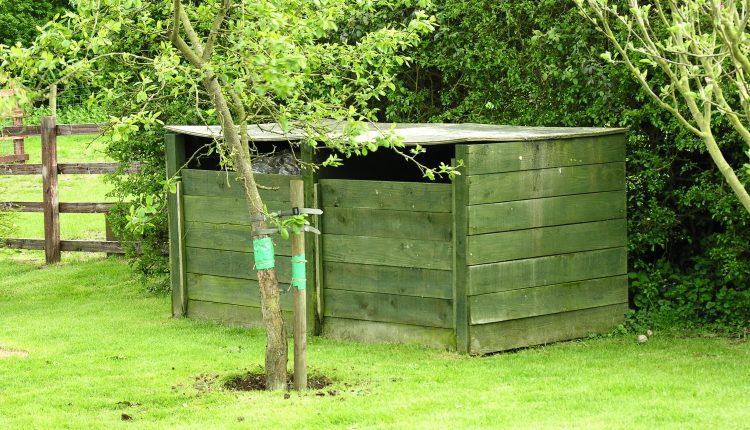 Czy masz już kompostownik w swoim ogrodzie?