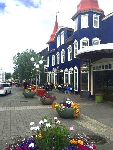 deptak w Akureyri