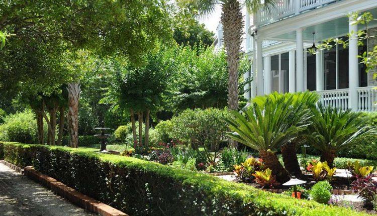 Charleston – miasto ogrodów
