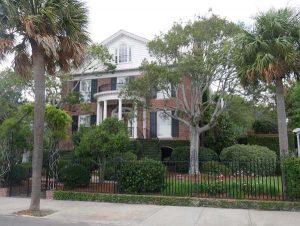Rezydencje w Charleston