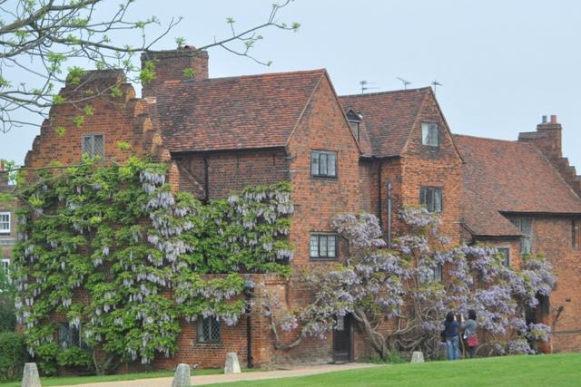Hatfield House – angielski ogród z tradycjami