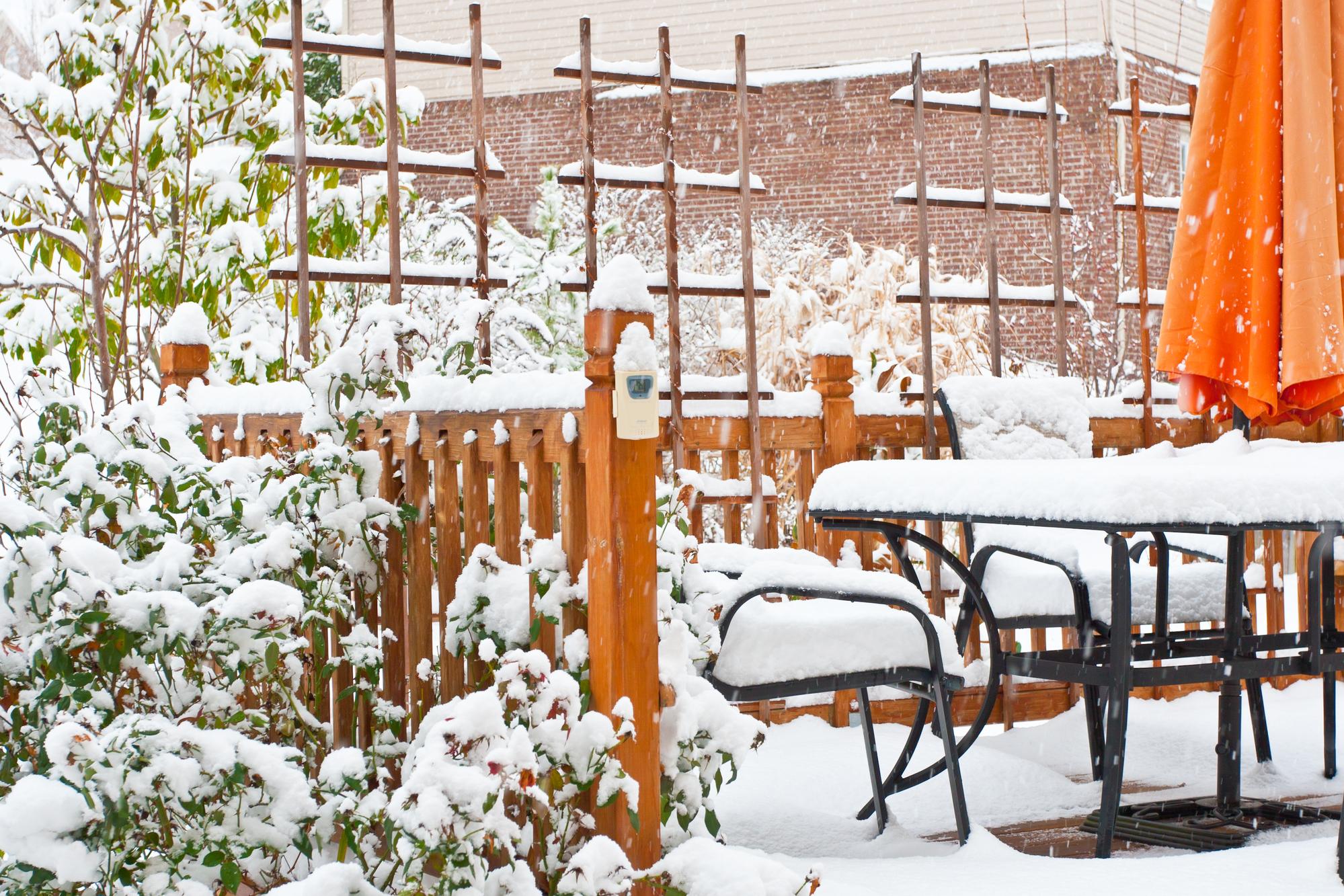Zimowe prace ogrodowe – jak się przygotować na sezon zimowy?
