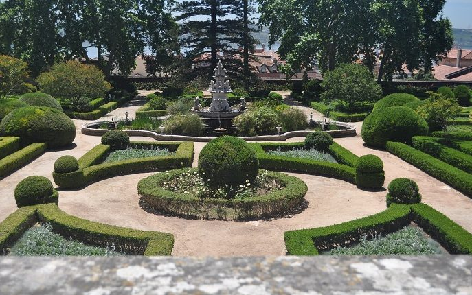Ogród Botaniczny Ajuda – Portugalia