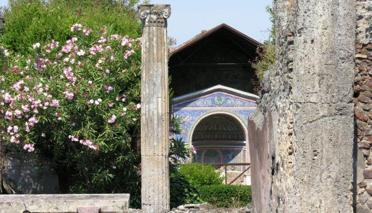 Przydomowe ogrody rzymskie