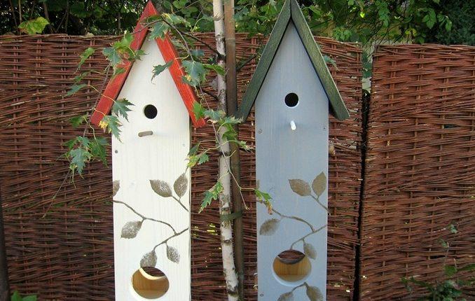 Domki lęgowe dla ptaków