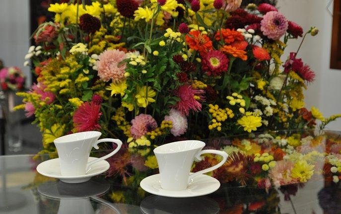 Wystawa kwiatowych prac dyplomowych na SGGW
