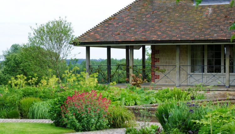 Pionierski ogród Piet'a Oudolf'a w Anglii