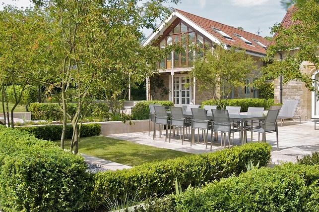 Współczesny ogród formalny