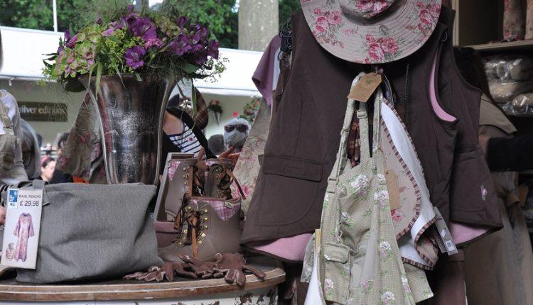 Ogrodnicza moda na Chelsea Flower Show 2014