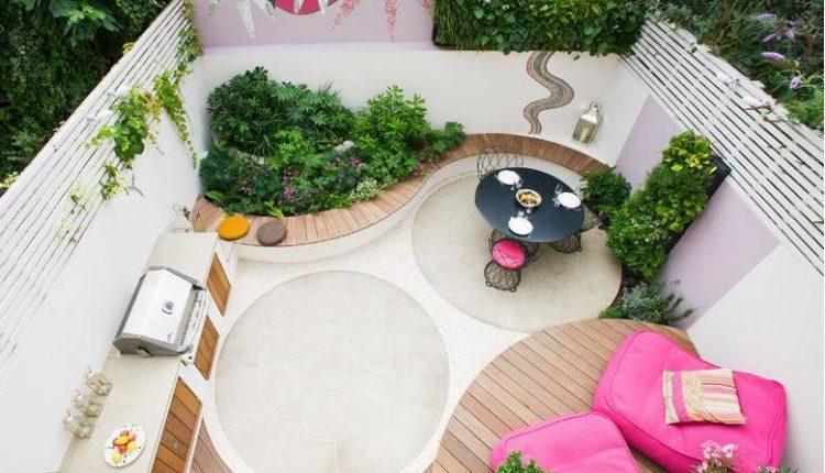 Jak zaprojektować nowoczesny ogródek za domem?
