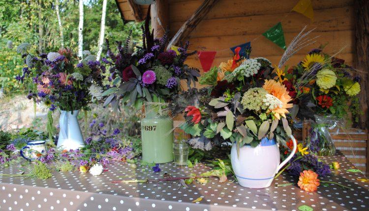 Ogrodowa kwiaciarnia