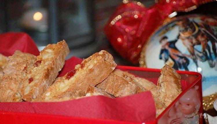 Migdałowe ciasteczka (biscotti)
