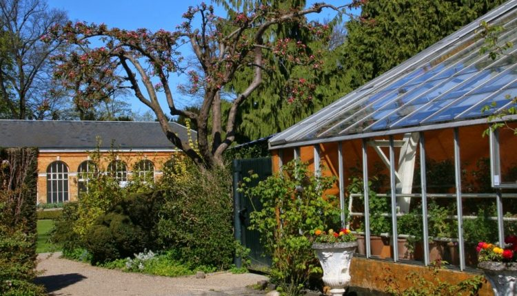 Ogród Duńskiego Towarzystwa Miłośników Ogrodów