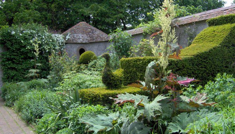 LE BOIS DE MOUTIERS – angielski ogród w Normandii