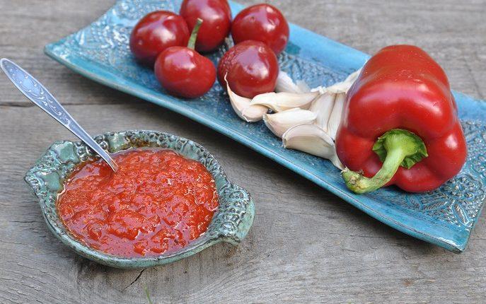 Słodko-kwaśny sos paprykowy