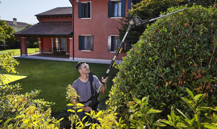 Urządzenia akumulatorowe, które sprawdzą się w małym ogrodzie