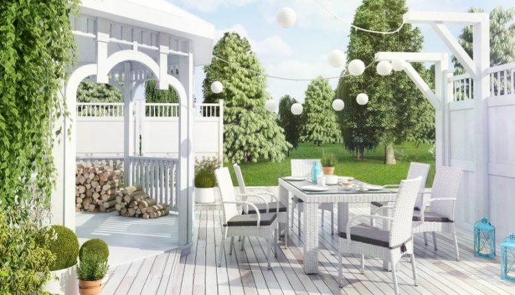Krzesła ogrodowe – inspiracje na nadchodzący sezon